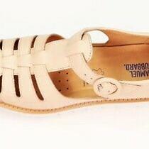 Samuel Hubbard 16 Pair Lot Bundle  Women Blush Leather Sandal  Size 8.5 & 7 Photo