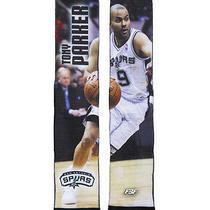 San Antonio Spurs Tony Parker Nba Sublimated Men's Mesh Crew Socks - L (10-13) Photo