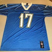 San Diego Chargers Philip Rivers Mens Jersey Size Xl Photo