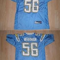 San Diego Chargers Shawn Merriman L (48) Reebok (Columbia) Photo
