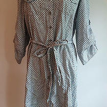 Sanctuary Clothing Belted Shirtdress Small Photo
