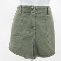 Sanctuary Clothing Olive Green Shorts Sz 8 Photo