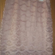 Sanctuary Clothing Skirt Size Small Blush Color Photo