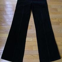 Sanctuary Phoebe Corduroy Pants Black Nwt Sz 27 124  u.s.a. Wide Leg Photo