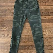 Sanctuary Standard Surplus Camo Skinny Jeans Size 26 Photo