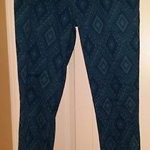 Sanctuary Stretch Jeans  Pants Size  27  Teal Color  Skinny Leg - Like New Photo