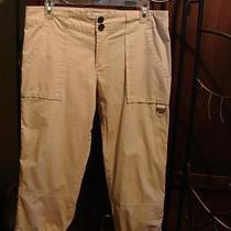 Sanctuary Surplus Blush Pink Cotton-Blend Adjustable Pants  Sz 30 Photo