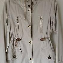 Sanctuary Surplus Women's Jacket Parka Cream Size S Photo