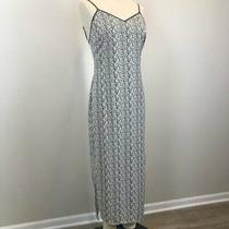 Sanctuary Tribal Print Black & White Maxi Dress Size Xs Photo