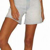 Sanctuary Women's Mini Casual Shorts Light Wash Blue Size 27 Denim 79 626 Photo