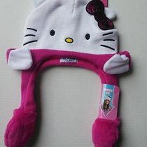 Sanrio Hello Kitty Flipeez Hat as Seen on Tv- Nwt Photo