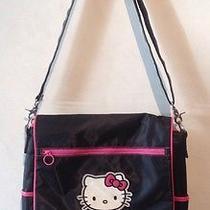 Sanrio Hello Kitty Messenger Bag / Diaper Bag  Photo