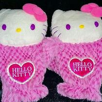Sanrio Hello Kitty Mittens Child Size Purple  Photo