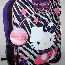 Sanrio Hello Kitty Nwt 16