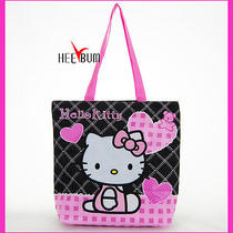 Sanrio Hello Kitty Tote Bag Gift School Bag & Women's Fashion Tote Shoulder Bag  Photo