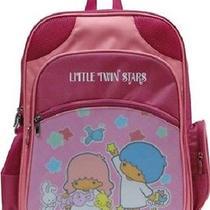 Sanrio Little Twin Stars Pink Nylon Girls 15