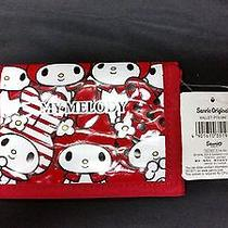 Sanrio My Melody Wallet Upc 4901610351970 Photo