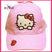 Sanrio u.s.a. Hello Kitty Baseball Cap Kids Licensed Adjustable Hat Photo