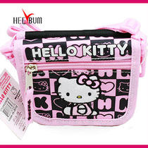 Sanrio u.s.a. Hello Kitty Shoulder Strap Wallet  Messenger School Cross Body Bag Photo