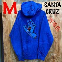 Santa Cruz Speedweel Blue Santacruz Hoodie Parker Photo