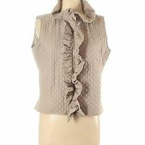Sara Campbell Women Brown Vest L Photo