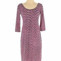 Sara Campbell Women Pink Casual Dress Xs Photo