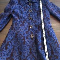 Sara Campbell Women's Long Suit Swing Jacket Size 4  Photo