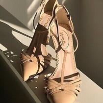 Sara Jessica Parker Dress Pump Ballet Pink Heels Size 36 Photo