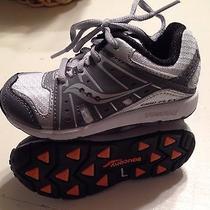 Saucony Baby Boys Size 7w Sneakers Photo