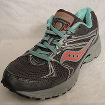 Saucony Cohesion 6 Women's Shoes Size 7 Athletic 15167-10 Wide Running  Photo