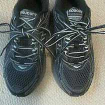 Saucony Excursion Tr 4 Women's Size 7 Trail/outdoor Gray Running Shoes-Nice Photo