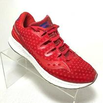 Saucony Freedom Iso Women's 9.5 Running Shoes Red Special Edition Photo