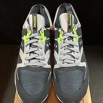 Saucony Grid 9000 Grey Slate Green 70077-24 Size 12 Photo