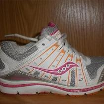 Saucony  Grid Flex  Running Playing Training Shoes  Girls Size 12 M Photo