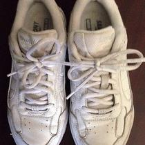 Saucony Grid Walker Leather Walking Fitness Athletic Biking Running Shoe 7.5 Photo