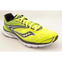 Saucony Kinvara 4 Mens Size 10 Green Running Shoes Used Photo