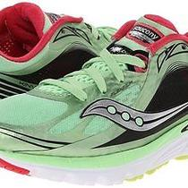 Saucony Kinvara 5 Green Women's Us 8.5 Eur 39 Running Shoes Photo