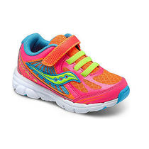 Saucony Kinvara 5 Vizipro Girl's Sneakers Size 10.5 Toddler  Athletic Shoes Photo