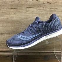 Saucony Liberty Iso Mens Blue Running Casual Shoes Mens Size 12 Photo