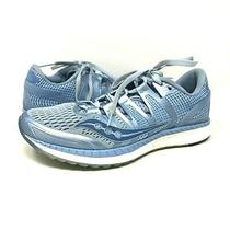 Saucony Liberty Iso Sneakers Blue Gray Running Shoes Womens Size 8.5 S10410-1 Photo