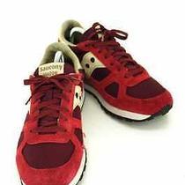 Saucony Men's Sneakers Red & Wine-Red Photo