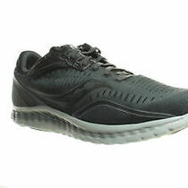 Saucony Mens Kinvara 11 Blackout Running Shoes Size 10.5 (Wide) (1303472) Photo