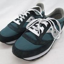 Saucony Originals Jazz Womens Navy/silver Original Sneaker 10m Photo
