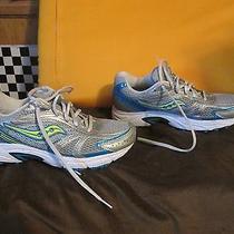 Saucony Phantom 4 Running Shoes  Women's Sz 9   15141-2 -Preowned Photo
