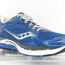 Saucony Powergrid Triumph 9 Blue/black Sneakers Mens Size 10 M New 90 Photo