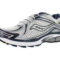 Saucony Progrid Hurricane 12 Technical Mens Running Shoes White/silver Size 10 Photo