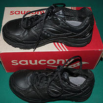 Saucony Progrid Integrity St 2 Womens Walking Shoes Black Sz 5 1/2 5.5 Wide   Photo