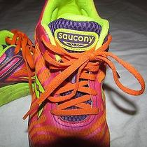 Saucony Progrid Kinvara3 Running Sneaker Multi Color Size Us 5.5 Photo