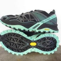 Saucony Progrid Xodus 3.0 Women's Size 8 New Running Shoes Black/grey/aqua Photo