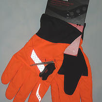 Saucony Protection Mens Running Gloves    Small  / S  Led  Rechargeable Light  Photo